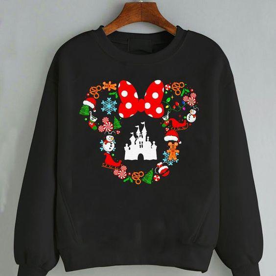 Disney Christmas Sweatshirt EM3D
