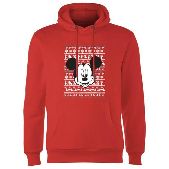Disney Mickey Hoodie EM7D