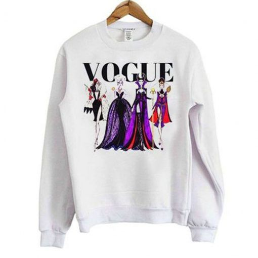 Disney Vogue Sweatshirt ER2D