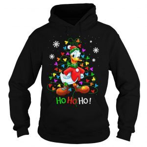 Donald Christmas Hoodie D9EM