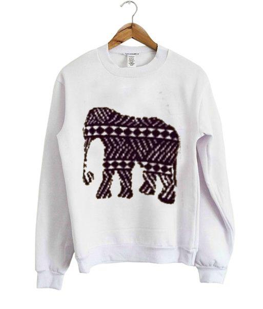 Elephant Sweatshirt ER3D