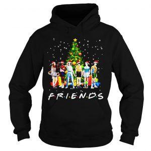 Friends Christmas Hoodie D9EM