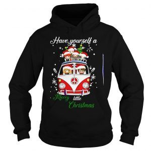 Have Yourself Hoodie EM7D