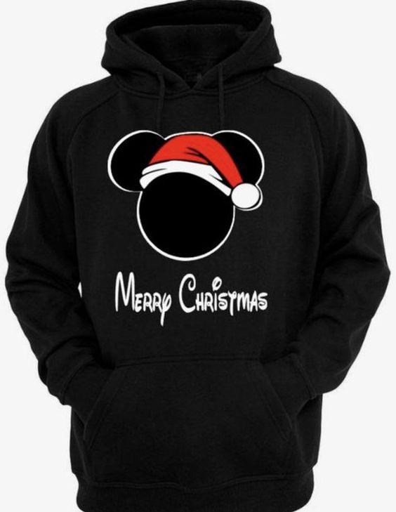 Merry Christmas Hoodie EM7D