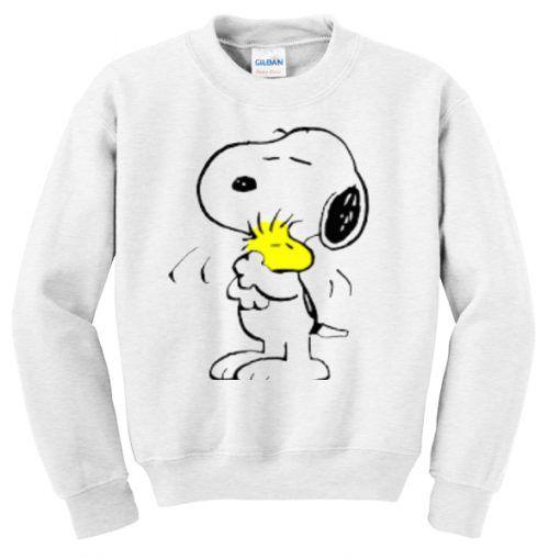 Snoopy-Sweatshirt ER2D