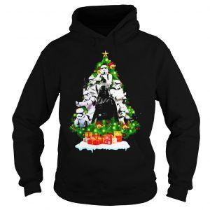 Stormtrooper Christmas Hoodie D9EM