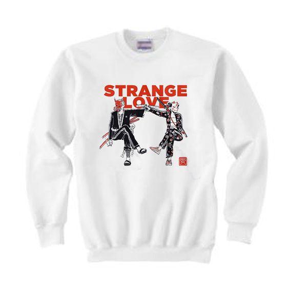 Strange Love Sweatshirt ER3D