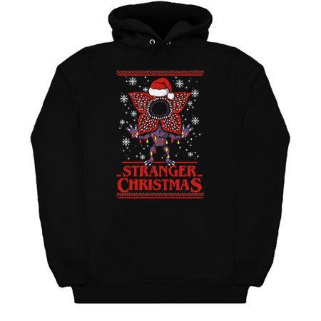Stranger christmas Hoodie EM7D