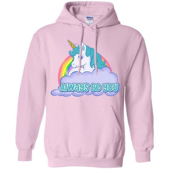 Unicorn Hoodie EM7D