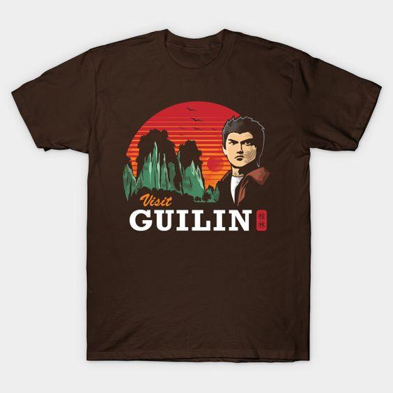 VISIT GUILIN T-Shirt NR30D