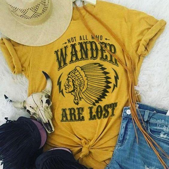 Wander T-Shirt EM3D
