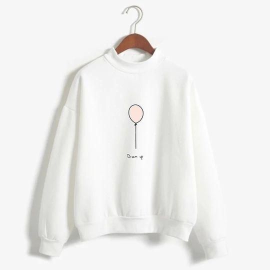 Women Autumn Sweatshirt ER2D