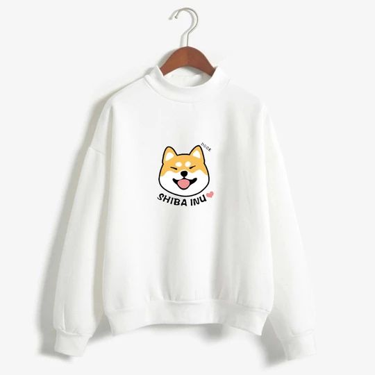 Women Harajuku Sweatshirt ER3D