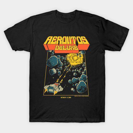 aerolitos arcade T-Shirt NR30D