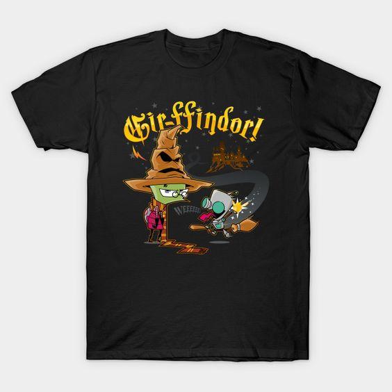ffindor Invader Zim T-Shirt VL24D