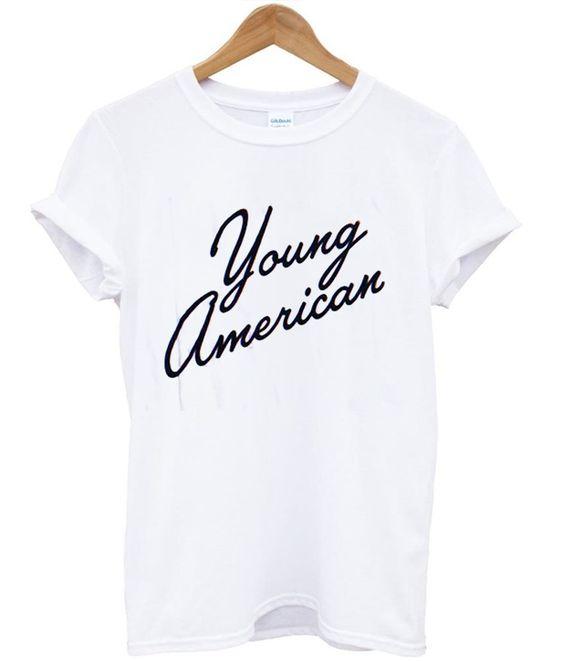 Young American T-Shirt ND27J0