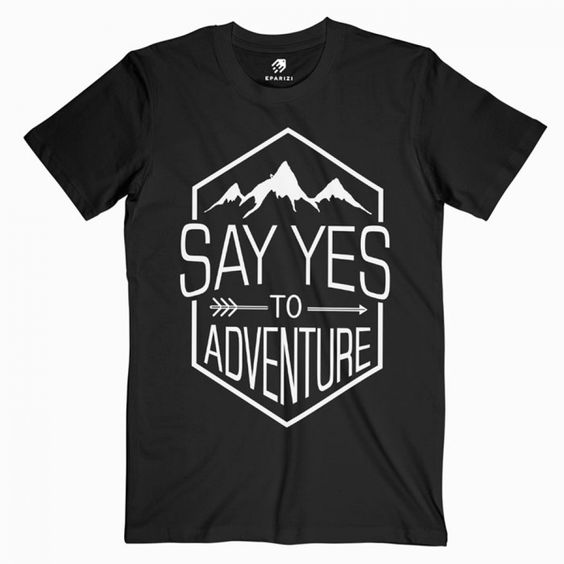 Adventure Tshirt SR3F0