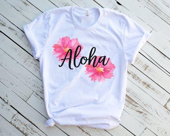Aloha T Shirt SR25F0