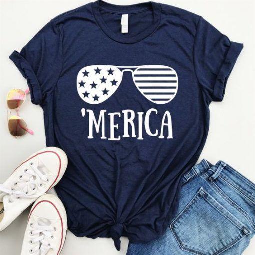 America T Shirt SR25F0