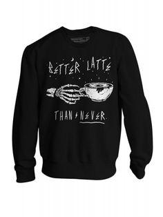 Better Latte Sweatshirt EL10F0