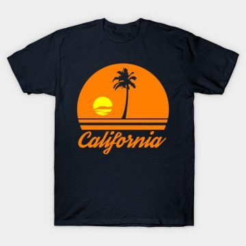 California T Shirt SR25F0