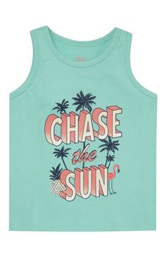Chase The Sun Tanktop TY29F0