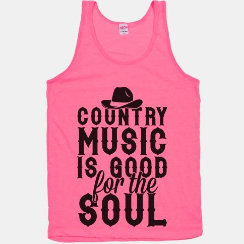 Country Music Is Tanktop MQ06J0