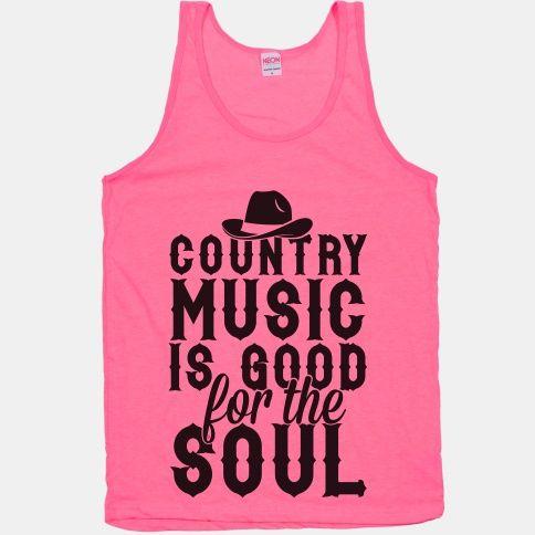 Country Music Is Tanktop MQ06J0