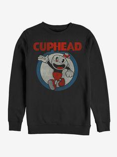 Cuphead Sweatshirt EL10F0