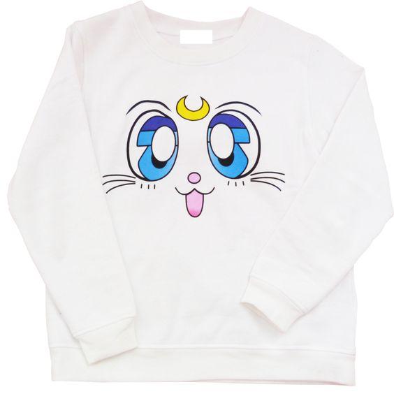 Cute Women Sweatshirt EL10F0