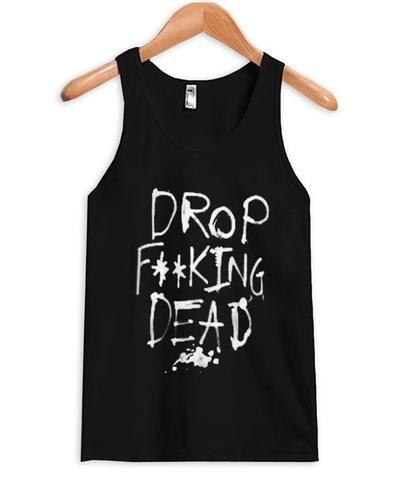 Drop Dead Tanktop MQ06J0