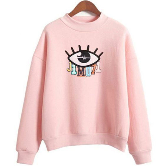 Eye Jim 071 Sweatshirt FD4F0