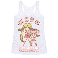 Moon Lifting Team Tanktop TY29F0