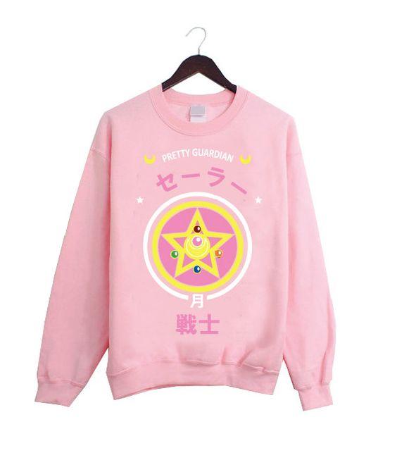 Sailor Moon Sweatshirt EL10F0