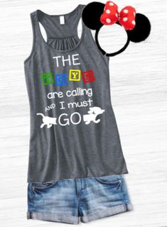 The Toys Are Calling Tanktop TY29F0