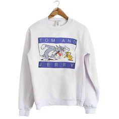 Tom And Jerry Sweatshirt EL10F0