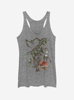 Vintage Dinosaur Tanktop TY29F0
