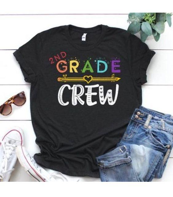 2nd Grade T Shirt SE9M0