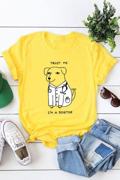 A Dogtor T Shirt SE9M0