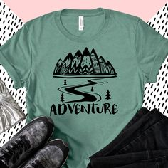 Adventure Tshirt TU17M0