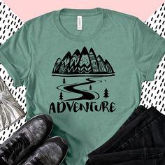 Adventure Tshirt TU17M0