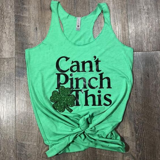 Can't Pinch This Tanktop DF3M0