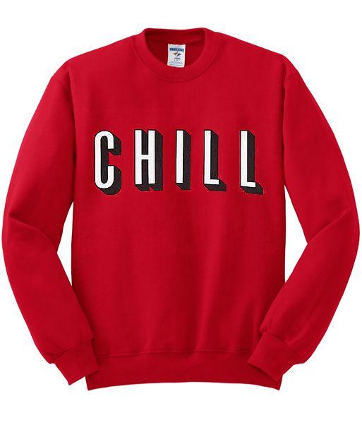 Chill Sweatshirt AN19M0