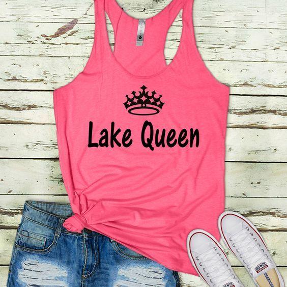 Lake Queen Tanktop DF3M0