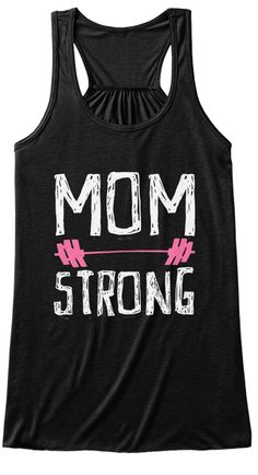 Mom Strong Tanktop Rf31M0
