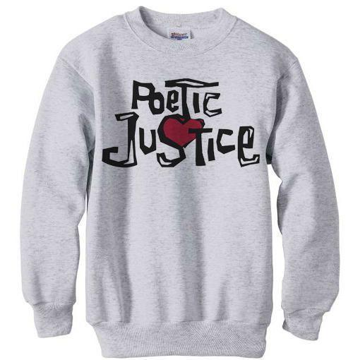 Poetic Justice Sweatshirt AN19M0