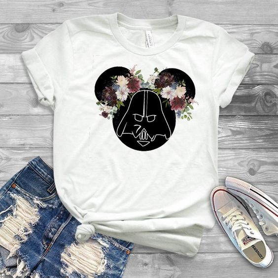 Star wars disney T Shirt AN19M0
