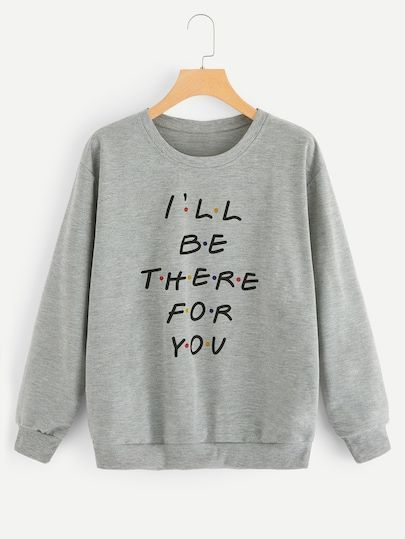 There For You Sweatshirt AN19M0