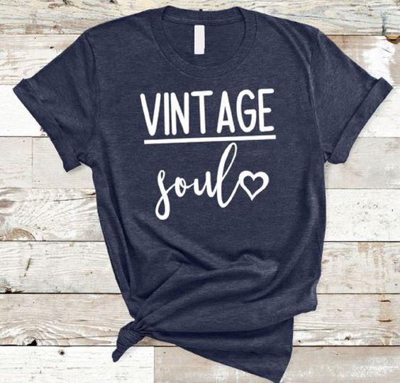 Vintage Soul T-shirt DF3M0