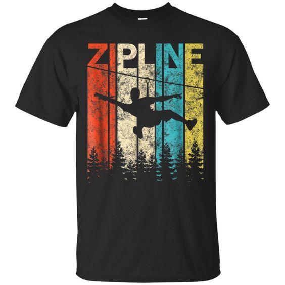 Zipline Graphic T-shirt DF3M0